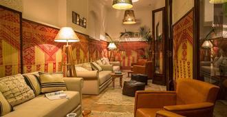 Riad Kasbah - Marrakech - Lounge