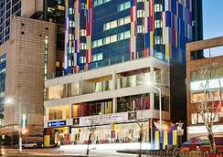 Imperial Palace Boutique Hotel, Itaewon - Seul - Edifício