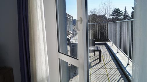 Astoria City Resort - Essen - Balcony