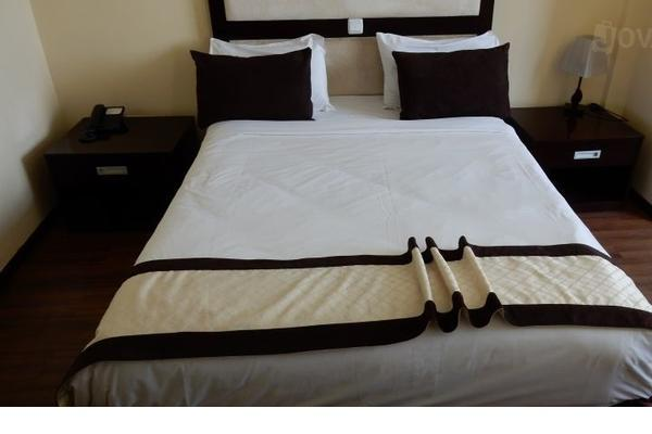 Edna Addis Hotel - Addis Abeba - Makuuhuone