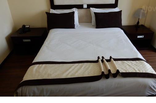 Edna Addis Hotel - Addis Ababa - Bedroom