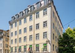 Tesouro da Baixa by Shiadu - Lisbon - Building
