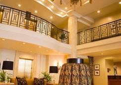 The Paramount Hotel - Πόρτλαντ - Σαλόνι ξενοδοχείου