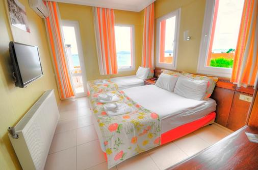 Cunda Butik Otel Ezer - Ayvalık - Κρεβατοκάμαρα