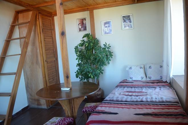Taksiyarhis Pension - Ayvalık - Bedroom