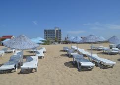 Yasmin Otel - Sarimşakli - Playa
