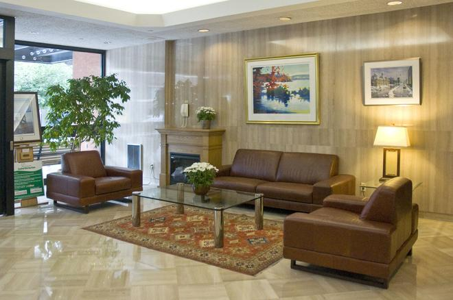Cartier Place Suite Hotel - Ottawa - Lobby