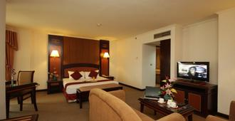 Hotel Kaisar - ג'קרטה - חדר שינה
