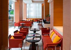 海德拉巴萬怡酒店 - 海德拉巴 - 海得拉巴 - 餐廳