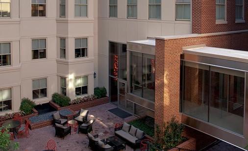 Morrison Clark Hotel - Washington - Vista esterna