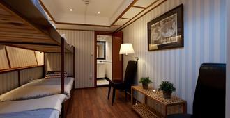 Hotel M/s Monika - שטוקהולם - חדר שינה