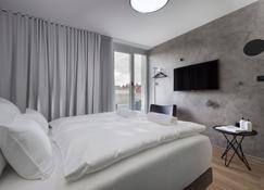 Central Hotel - Liubliana - Habitación
