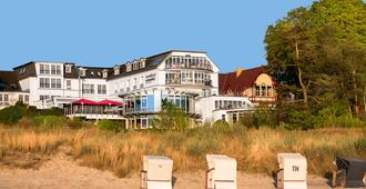 Strandhotel Ostseeblick - Heringsdorf - Gebäude