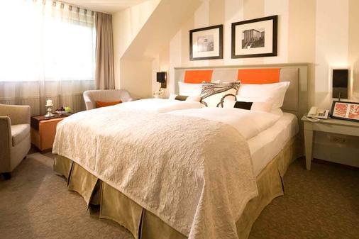 Strandhotel Ostseeblick - Heringsdorf - Phòng ngủ