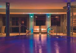 Strandhotel Ostseeblick - Heringsdorf - Bể bơi