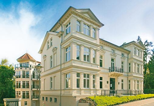 烏瑟敦別墅公寓樓 - 赫陵斯多夫 - 塞巴特黑靈斯多夫 - 建築