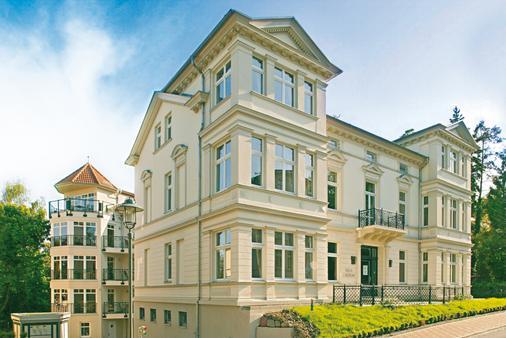Villa Usedom - Heringsdorf - Rakennus
