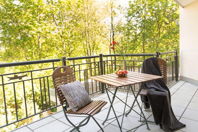 Villa Usedom - Heringsdorf - Balcony