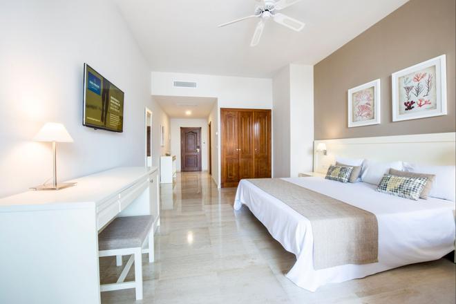 聖費利佩巴伊亞普林西比酒店 - 克魯斯港 - 拉克魯斯 - 臥室