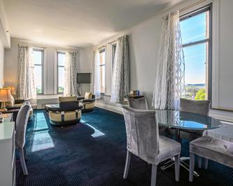 Congress Plaza Hotel - Чикаго - Їдальня