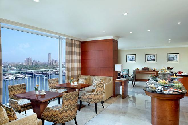 The Nile Ritz-Carlton Cairo - Cairo - Lounge