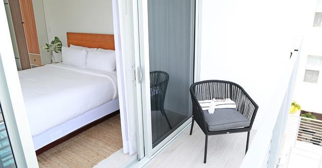 Urbanica The Meridian Hotel - Bãi biển Miami - Ban công