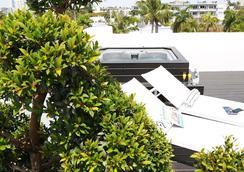尤班尼卡梅里蒂安酒店 - 邁阿密海灘 - 邁阿密海灘 - 露天屋頂