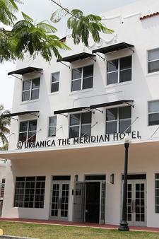 尤班尼卡梅里蒂安酒店 - 邁阿密海灘 - 邁阿密海灘 - 建築