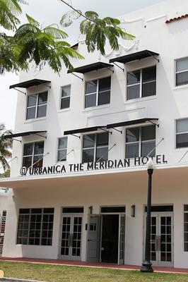 Urbanica The Meridian Hotel - Bãi biển Miami - Toà nhà
