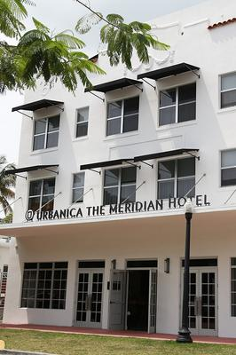 Urbanica The Meridian Hotel - Miami Beach - Rakennus