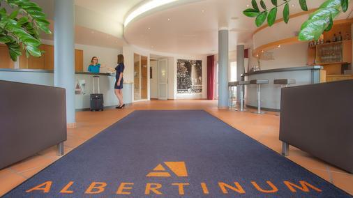 Albertinum Hotel - Erlangen - Lobby
