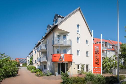 Albertinum Hotel - Erlangen - Building