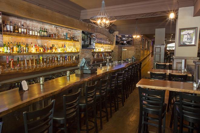 Executive Hotel Pacific - Σιάτλ - Bar