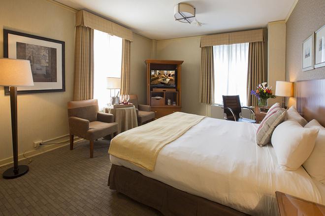 Executive Hotel Pacific - Σιάτλ - Κρεβατοκάμαρα