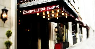 Executive Hotel Pacific - Seattle - Rakennus