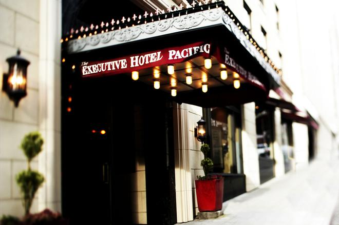Executive Hotel Pacific - Σιάτλ - Κτίριο