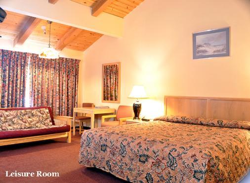 Butterfly Grove Inn - Pacific Grove - Bedroom