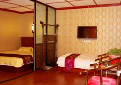 The Classic Courtyard - Bắc Kinh - Phòng ngủ