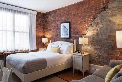 Auberge Saint-Pierre - Québec City - Bedroom
