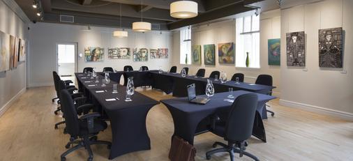 Auberge Saint-Pierre - Québec City - Meeting room