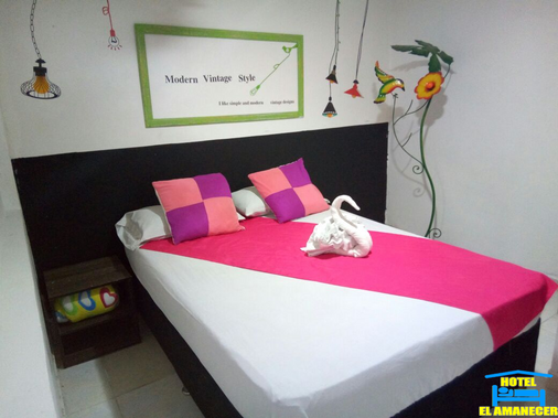 El Amanecer Manizales - Manizales - Bedroom