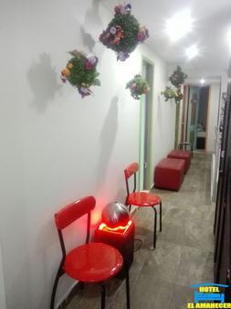 El Amanecer Manizales - Manizales - Hallway