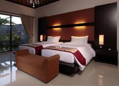 Santi Mandala Villa & Spa - Sukawati - Kamar Tidur