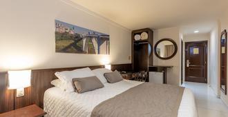 Bogari Hotel - פוז דו איגוואסו - חדר שינה