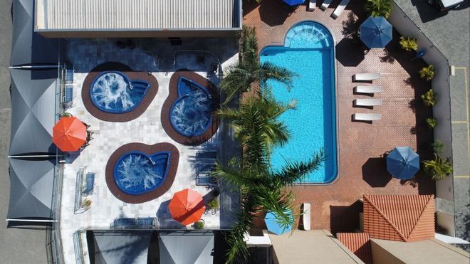 Bogari Hotel - Foz do Iguaçu - Piscina