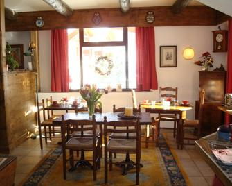 Hotel Auberge Camelia - Thorens-Glières - Restaurant