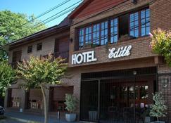 Hotel Edith - Villa Gesell - Edifício