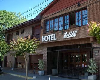 Hotel Edith - Villa Gesell - Building