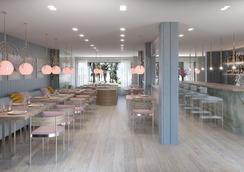 오세아나 비치 클럽 호텔 - 산타모니카 - 레스토랑