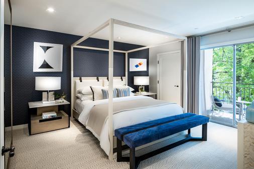 Oceana - Santa Monica - Schlafzimmer